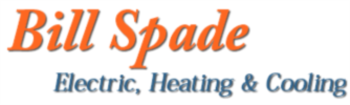 Bill Spade Electric, Heating & Cooling Logo